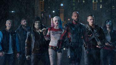 """""""Suicide Squad"""" a rapporté plus de 267,1 millions de dollars dans le monde pour sa première semaine d'exploitation"""