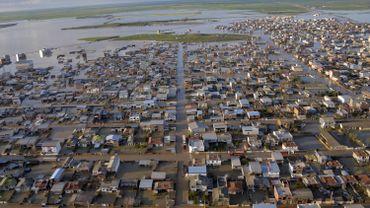 Iran: de nombreuses provinces dévastées par des pluies diluviennes