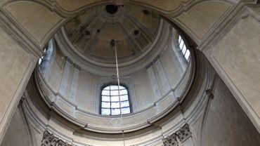 Transformer l'église St Jacques en commerce, c'est non pour le collège communal de Namur