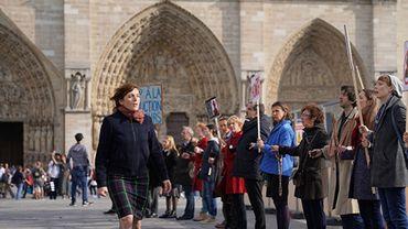 """FIFF : """"Notre dame"""", une cathédrale et beaucoup d'imprévus"""