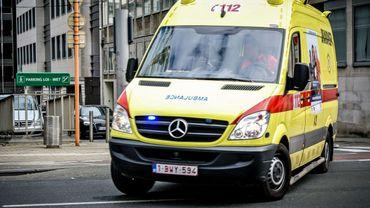 Vaccination: les ambulanciers font bien partie du personnel de première ligne