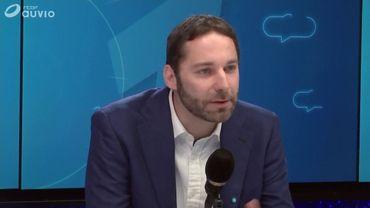 """Edoardo Traversa (E-Change): """"On attend peut-être trop du monde politique et on est forcément déçu"""""""