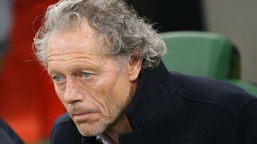 Michel Preud'homme, entraîneur du Standard