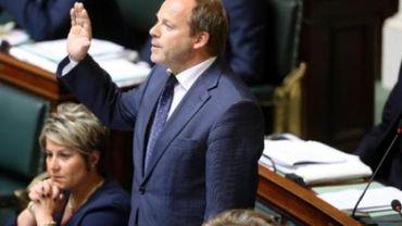 Le FDF avait un préaccord électroral avec le PS, selon Damien Thiéry