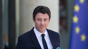 Benjamin Griveaux, porte-parole du Gouvernement français