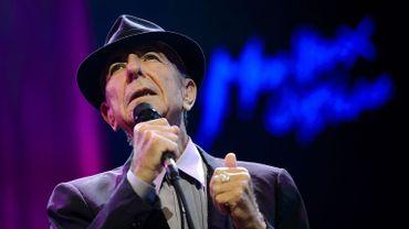 """L'album de Leonard Cohen, """"You Want It Darker"""" est sorti trois semaines avant la mort du chanteur canadien, à Los Angeles, à l'âge de 82 ans."""