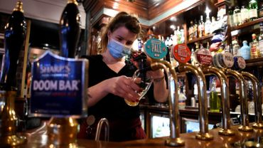 La demande en boisson explose au Royaume-Uni.