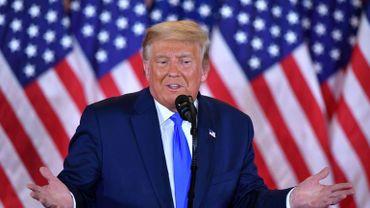 Elections américaines 2020: Donald Trump limoge un responsable qui conteste ses accusations de fraude
