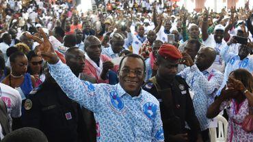 Pascal Affi N'Guessan, 67 ans et ancien proche de l'ex-président ivoirien Laurent Gbagbo.
