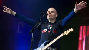 Billy Corgan, le leader des Smashing Pumpkins.