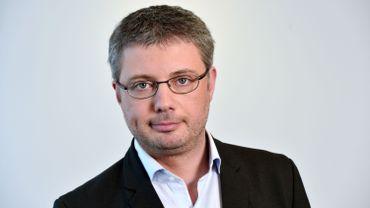 Franck Istasse, nouveau chef éditorial de La Première !