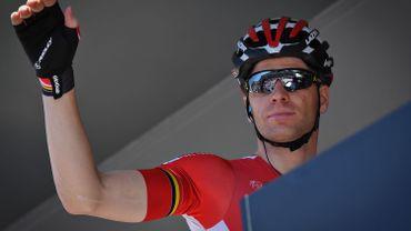 Roelands nouveau leader en Suisse, Sagan remporte l'étape