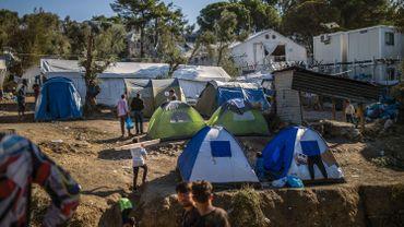"""La situation des migrants sur les îles grecques est """"explosive"""" et """"au bord de la catastrophe"""""""
