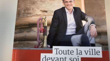 """""""Toute la Ville devant soi"""", de François Culot, Bourgmestre de Virton"""
