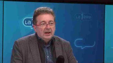 Le ministre-président bruxellois Rudi Vervoort