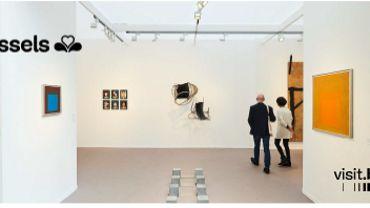 L'art contemporain s'expose à Bruxelles dès le mois d'avril.