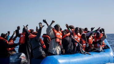 L'ONU appelle à la reprise des missions de sauvetage des migrants en mer de l'UE