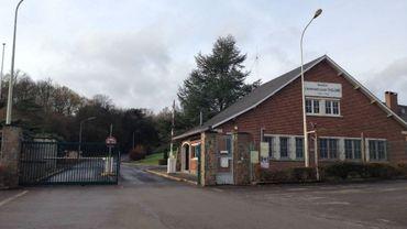 L'ancienne base militaire de Baronville.