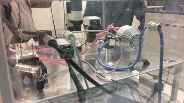 Le coeur mécanique sert à éviter les tests pratiqués sur des animaux