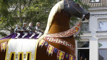 Le Sauvage de la Ducasse d'Ath : l'UNESCO répond aux Bruxelles Panthères