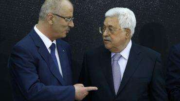 Palestine: le gouvernement a remis sa démission au président Abbas