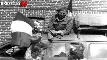 Libération de Bruxelles en septembre 1944