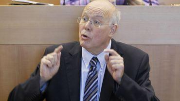 Charles Picqué sur la procédure flamande : ''Il y a là une réelle agressivité ; une attitude que je ne comprends pas !''