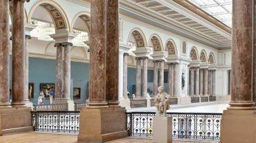 Coronavirus: baisse de 75% de la fréquentation des Musées royaux des Beaux-Arts de Belgique
