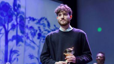 """Jérémie Moreau, Fauve d'or, Prix du meilleur album pour """"La saga de Grimr"""" (Delcourt)"""