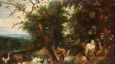 Un acte signé des mains de Rubens et Breughel le Jeune découvert au Archives de l'Etat