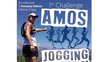 Un jogging en hommage à Amaury Delrez, le policier abattu il y a un an à Spa
