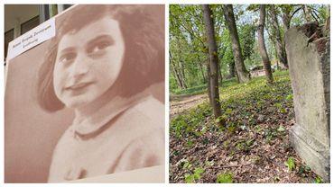 L'ancien parc Arthur Maes devient le bois Anne Frank, du nom de la jeune auteure du mondialement connu journal intime.