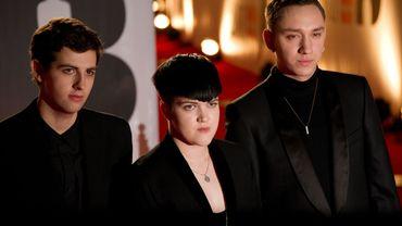 The XX : (De gauche à droite) Jamie Smith, Madley Croft et Oliver Sim