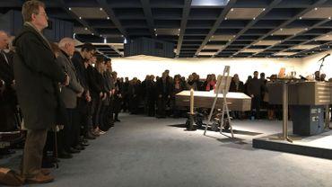 Les funérailles de Robert Stéphane ont eu lieu ce vendredi à Liège