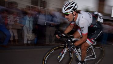 Wiggins, Vanmarcke, Pozzato et Fränck Schleck pour les adieux de Cancellara à Gand
