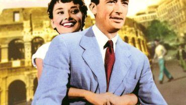 Les vacances romaines avec Audrey Hepburn et Gregory Peck