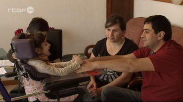 La demande d'asile de la famille est arrivée à son terme sans succès. Giorgi, Nino, Nikolos et Lika Sharikadze sont désormais considérés comme illégaux et pourraient à tout moment être expulsés.