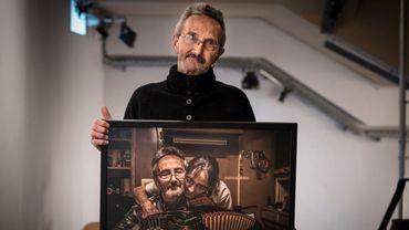 Yvon a été le guide du photographe hollandais Rens Dekker dans Charleroi