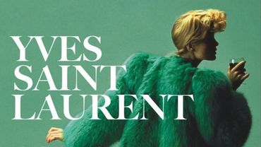 """L'exposition """"Yves Saint Laurent 1971 : la collection du scandale"""" est à découvrir à la Fondation Pierre Bergé - Yves Saint Laurent du 19 mars au 19 juillet 2015."""