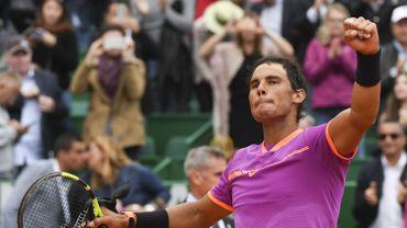 Nadal balaie Zverev à Monte Carlo pour accéder aux quarts