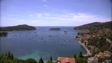 La Méditerranée de Menton à Marseille