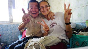 Une jeune Virtonnaise bloquée en Birmanie