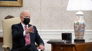 Coronavirus aux Etats-Unis : Joe Biden promet 4 milliards de dollars pour le programme Covax