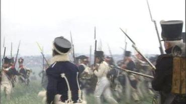 Les ossements d'un soldat retrouvés près de la butte du Lion de Waterloo