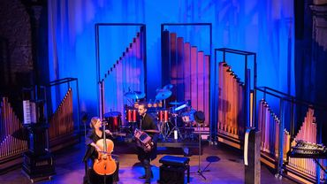 Belem & the MeKanics - 20 ans du Festival d'Art de Huy
