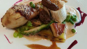 Bxxl a test pour vous la cuisine belge du restaurant la for Maison du luxembourg restaurant