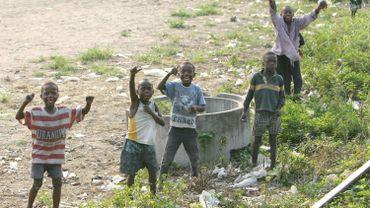 """Les enfants """"volés"""" en RDC: """"Il y a des responsables en Belgique"""""""