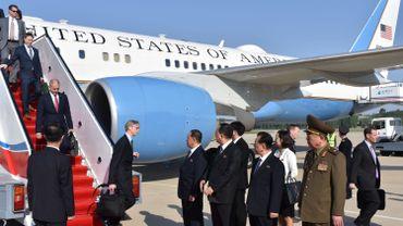 L'émissaire américain reproche à Pyongyang l'impasse dans les négociations entre USA et Corée du Nord