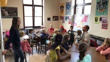 Rentrée des classes : une nouvelle école à Saint-Marc