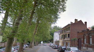 Les faits se sont déroulés le dimanche de Pâques, entre 19h00 et 21h30, au départ du boulevard Léopold à Tournai.